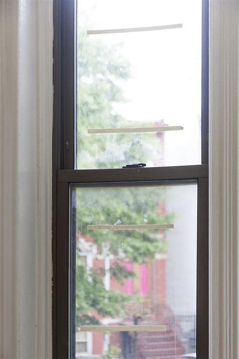 Shelf Window by Diy Floating Window Shelves Design Sponge