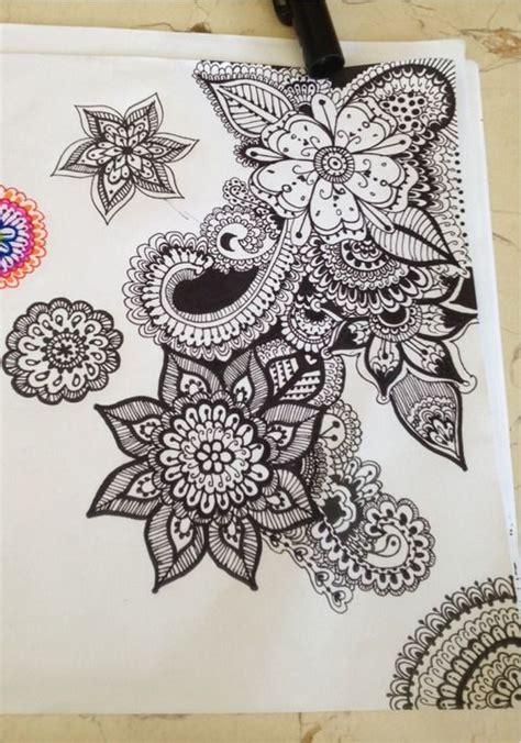 doodle zentangle doodles