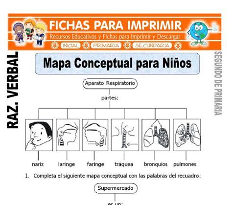 problemas para ni os de cuarto de primaria mapa conceptual para ni 241 os para segundo de primaria