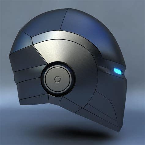 Futuristic Kitchen Designs robot head e 3d model max cgtrader com