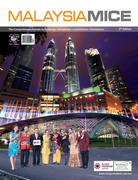 Mouse Malaysia malaysia mice 2015 8th edition by tourism publications