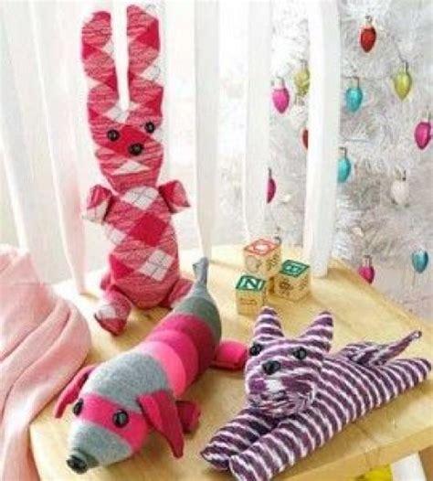 diy sock animals easy bunny soft diy diy do it your self
