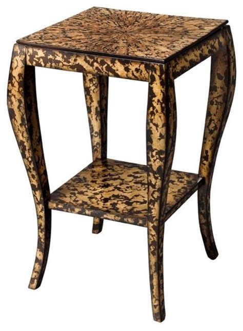 sterling industries 51 0061 leopard drum end table atg leopard print accent table eclectic side tables and