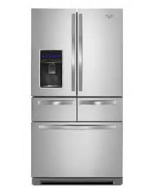 Cool Additional Refrigerator Drawers whirlpool wrv976fdem 26 cu ft double drawer french door