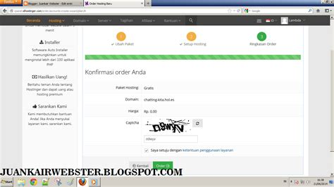 tutorial hosting web di idhostinger cara membuat website chatting sendiri di idhostinger