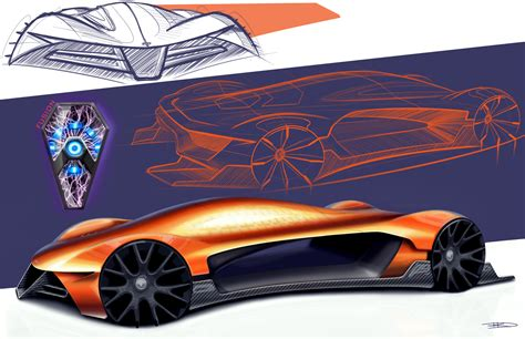 auto design contest high school students offer up some excellent car designs