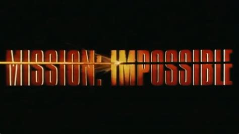 Mission Impossible 1 by Trailer Mission Impossible