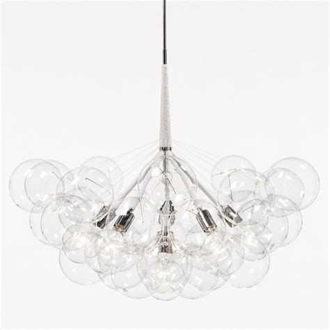 bubbles chandelier chandelier try