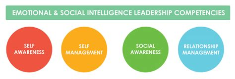 Emotional Intelligence Competencies Model