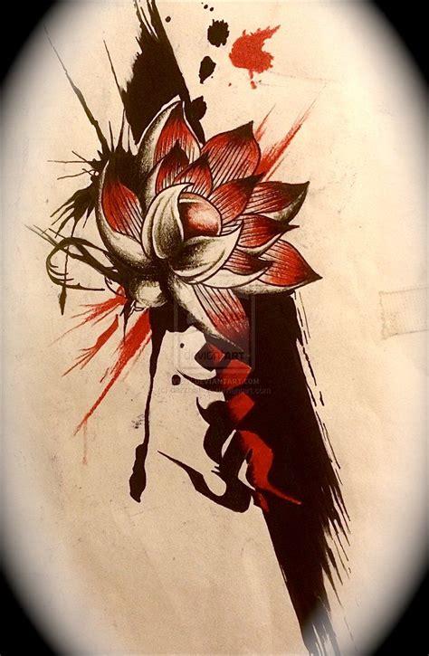 pinterest tattoo trash polka pi 249 di 25 fantastiche idee su tatuaggio polka trash su