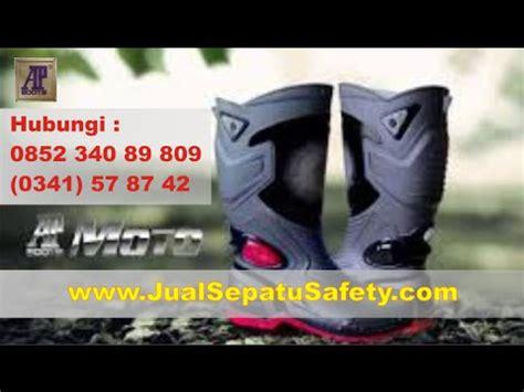 Sepatu Ap Boot Moto3 jual sepatu ap boots grosir rubber boot karet hp 0852