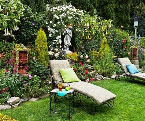 concrete bags for terraced rows garden beauty on a