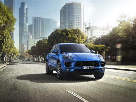 Porsche Macan Us by Porsche Puts Macan Diesel Us Launch On Hold Carscoops