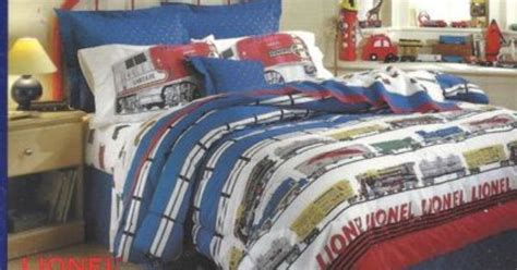 Trains Bedding Sets Lionel Trains Bed Set Boys Bedroom