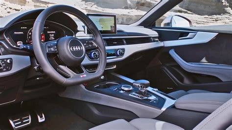 Audi Interieur by Interior 2017 Audi S5 Coup 233