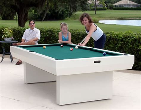 used outdoor pool table 8 all weather outdoor pool table 1000 series ebay