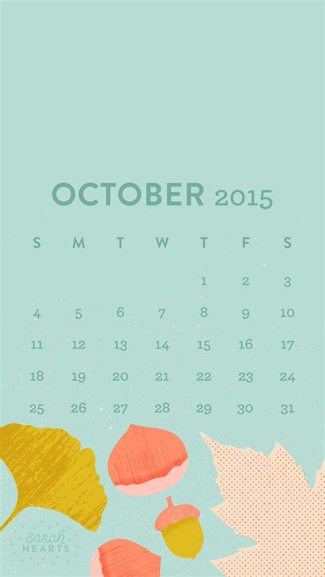 october  calendar wallpaper sarah hearts