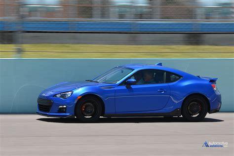 fastest subaru subaru s fastest tested on track brz 2016 wrx sti driven