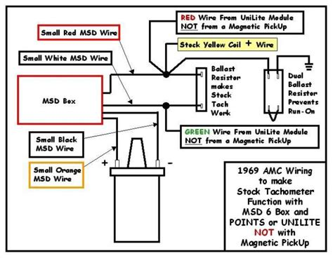 gm hei distributor wiring diagram ballast resistor gm
