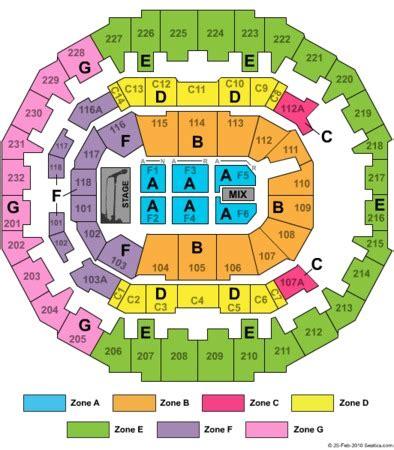 the forum seating capacity fedexforum tickets in tennessee fedexforum