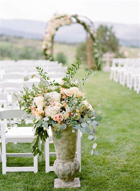 17 best ideas about wedding ceremony flowers on wedding ceremony decorations