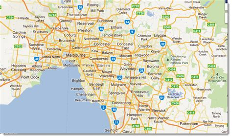 Search Melbourne Info Melbourne Map Travel