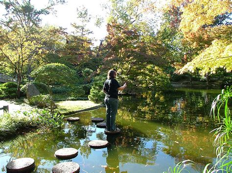 Fort Worth Japanese Gardens by Ft Worth Japanese Gardens Flickr Photo
