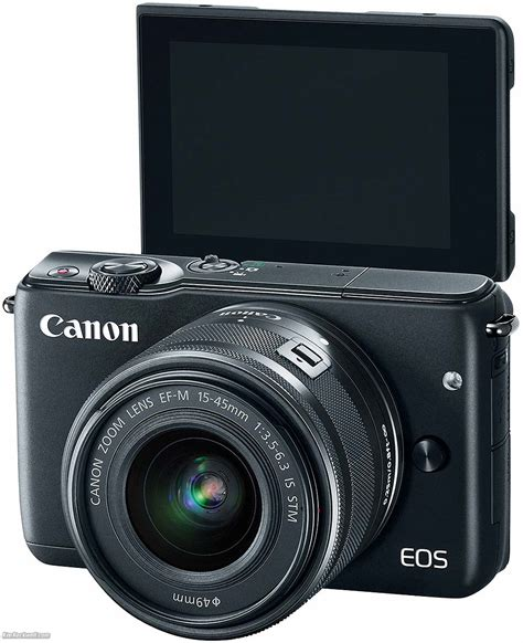 canon with canon eos m10 review