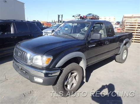 2002 Toyota Tacoma Parts Parting Out 2002 Toyota Tacoma Stock 5230pr Tls Auto