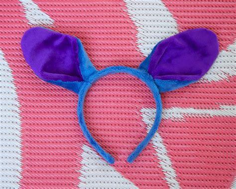 stitches diy stitch ears tutorial or costume diy morena s corner