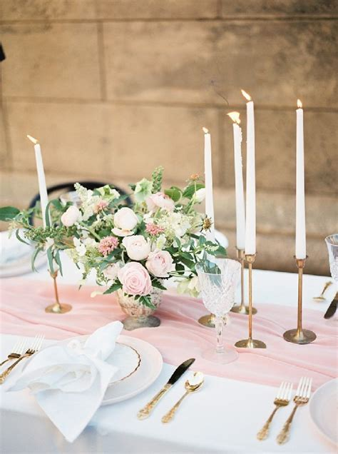 28 Blush Pink and Greenery Wedding Color Ideas   Deer