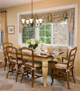 dining rooms with bay window designing ideas