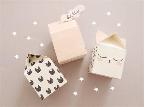 Make Paper L - diy maison de papier avec des petits chats le meilleur