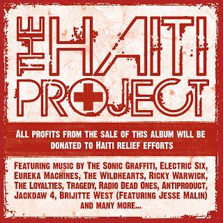 Haiti Birth Records Sinister Realm Various Artist Haiti Project Records Charity Album