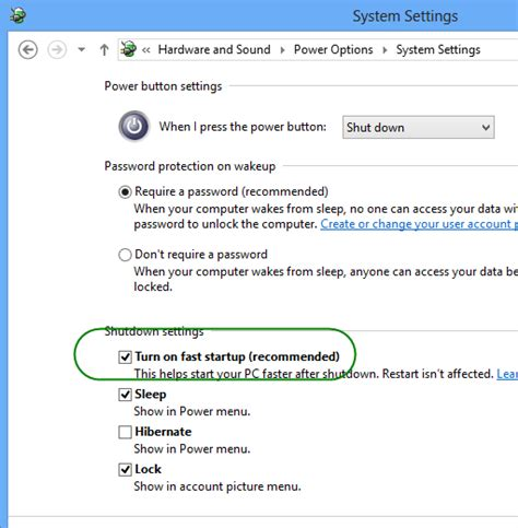 8 Tips On How To Index Of Images Windows 8 Tips How To Enable Disable Fast