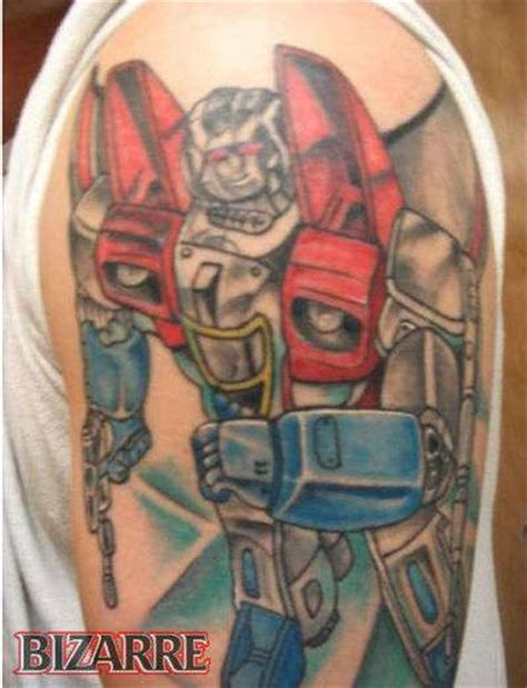 decepticon tattoo designs optimus prime ink these transformer tattoos separate the