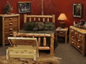 Rustic cedar bedroom furniture also rustic log bedroom furniture on