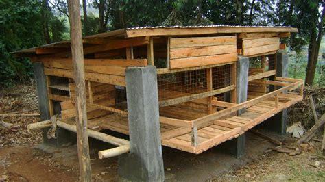 Goat Housing Plans December 2009 Creation Of