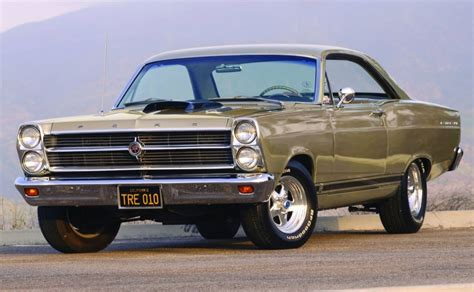 best ford ford fairlane 1966 1967 best american cars