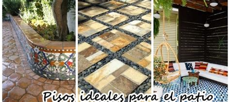 decorar tu patio 37 dise 241 os de pisos para decorar tu patio decoracion de