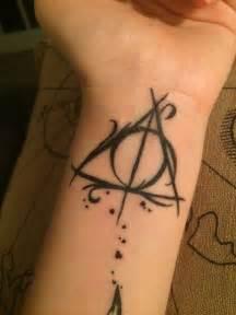 best 25 deathly hallows tattoo ideas on pinterest harry