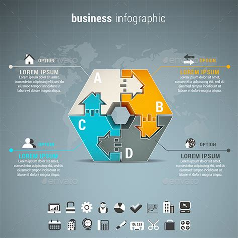 20 Cool Infographics Templates Cool Infographic Templates