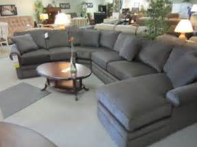 la z boy collins sectional for the home