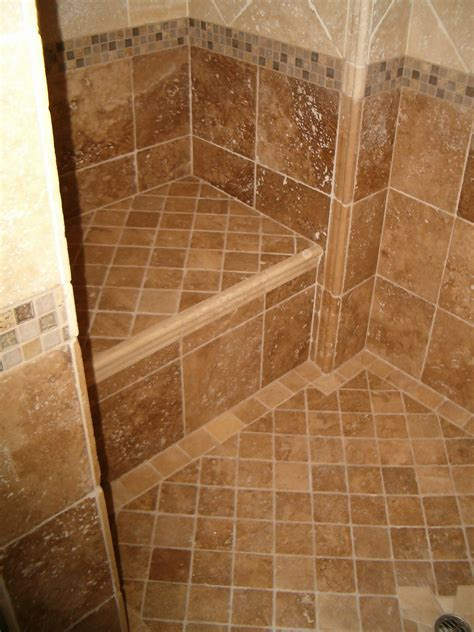 How To Tile A Bathroom Shower Wall 25 Wonderful Ideas And Pictures Ceramic Tile Murals For Bathroom