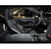 Maserati GranTurismo MC Stradale 2012  Interior