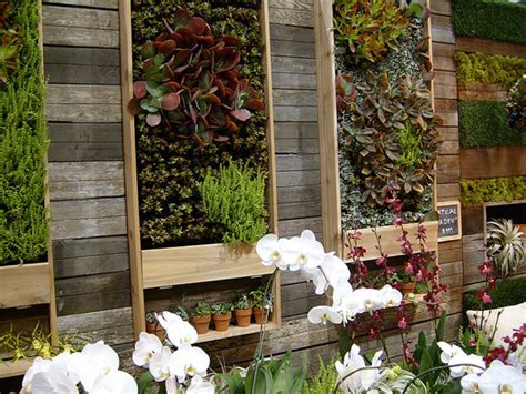 Vertical Garden Ideas Diy Vertical Garden Wall