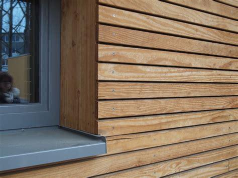 Exterior Timber Cladding Window To Cladding Detail Cladding Window