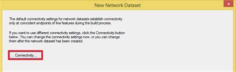 arcgis tutorial network dataset creaci 243 n de un network dataset con arcgis