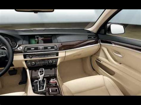 2010 2011 bmw 5 series f10 interior video youtube