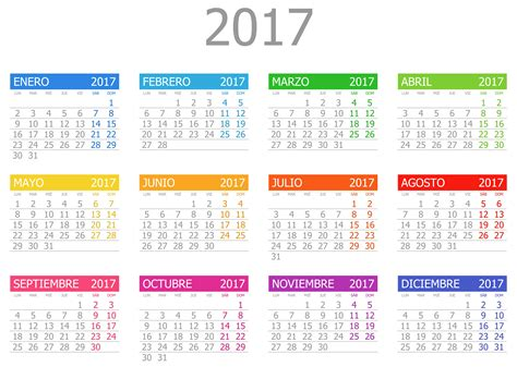dias inhabiles 2017 en mexico calendario 2017 imagenes educativas